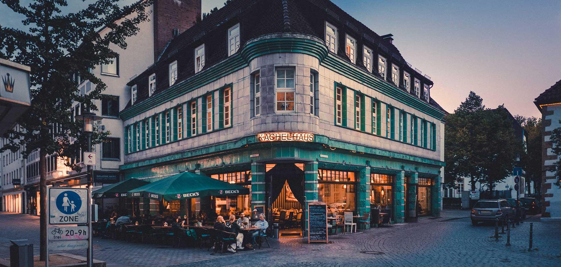 Kachelhaus Bielefeld Restaurante